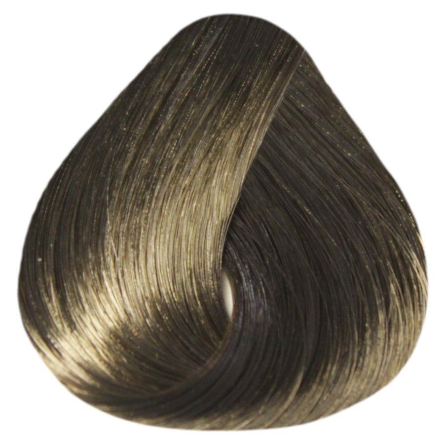 Estel, Краска-уход De Luxe 6/1Краска для волос<br>Цвет: темно-русый пепельный. Объем: 60 мл.