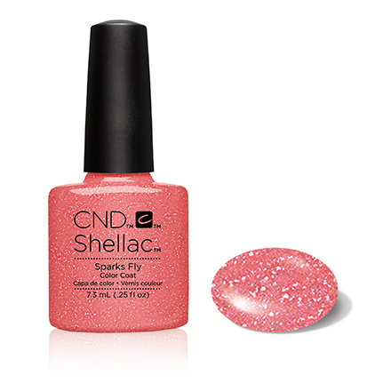 CND Shellac, цвет Sparks Fly (CND (Creative Nail Design))