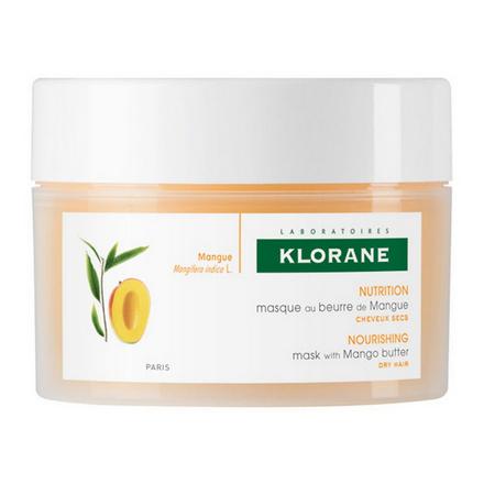 Купить Klorane, Маска для волос, с маслом манго, 150 мл