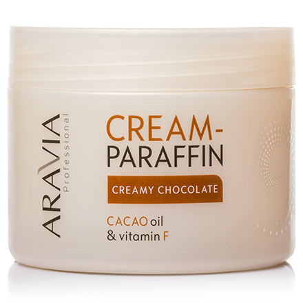ARAVIA Professional, Крем-парафин Сливочный шоколад, 270 мл (ARAVIA PROFESSIONAL)