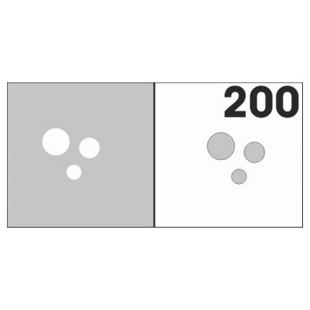 Airnails, Трафареты №200