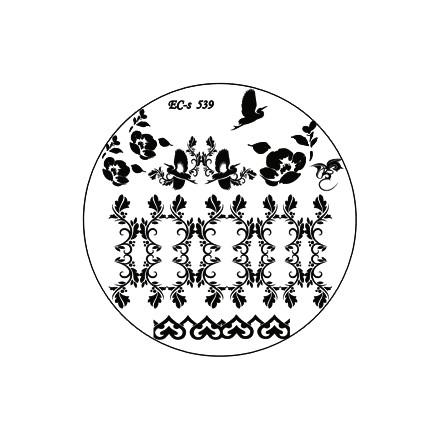 El Corazon, диск для стемпинга № EC-s 539 el corazon в розницу