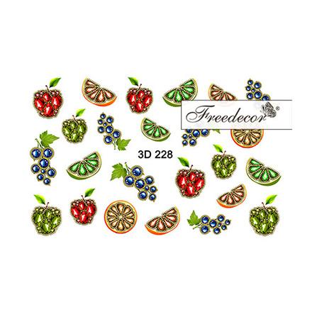 Купить Freedecor, 3D-слайдер №228