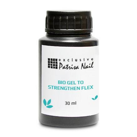 Patrisa Nail, Биогель Flex в банке, 30 гPatrisa nail<br>Биогель для укрепления ногтевой пластины (30 г). Без кисточки.