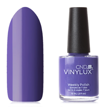 CND Vinylux, цвет 236 Video Violet cnd vinylux цвет 240 jelly bracel