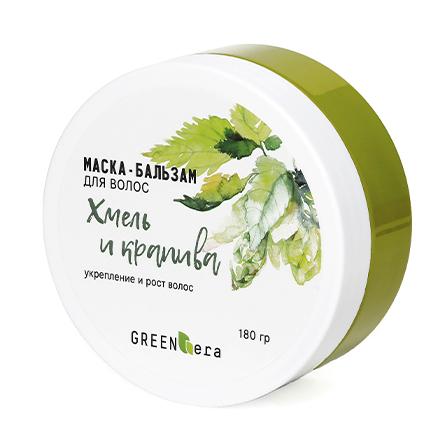 Купить Green Era, Маска для волос «Хмель и крапива», 180 мл