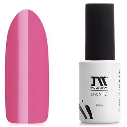 Masura, Гель-лак Basic №290-59, Сливочные грезы (LED)Masura трехфазный шеллак<br>Гель-лак (6,5 мл) светло-розовый насыщенный, без блесток и перламутра, плотный. Данный цвет полимеризуется только в LED-лампе.<br><br>Цвет: Розовый<br>Объем мл: 6.50