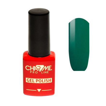 Купить CHARME Pro Line, Гель-лак № 076, Нефрит, Зеленый