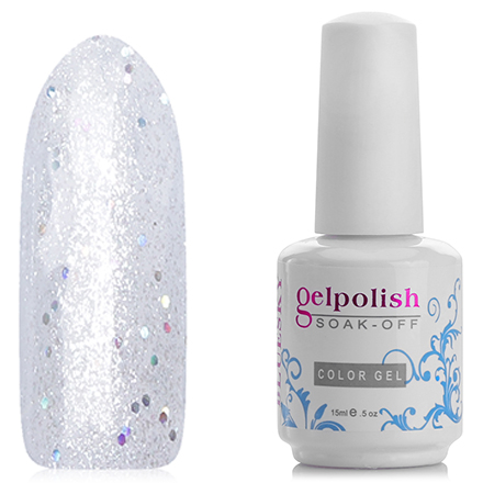 Bluesky, Гель-лак Gelish № 1358 Water Field