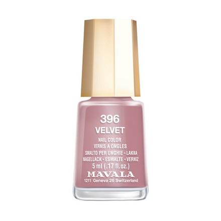 Купить Mavala, Лак для ногтей №396, Velvet, Коричневый