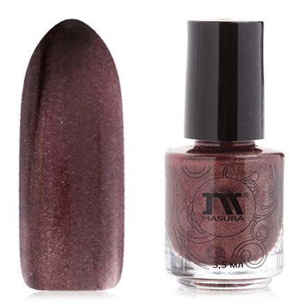 Купить Masura, Лак для ногтей №904-182М, Мехенди, Красный
