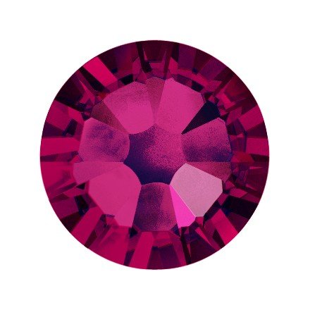 Купить Кристаллы Swarovski, Ruby 2, 8 мм (30 шт)