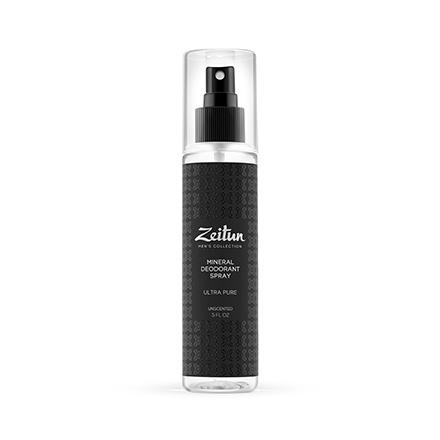 Купить Zeitun, Минеральный антиперспирант для мужчин Ultra Pure, 150 мл