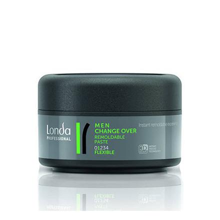 Londa Professional, Паста для волос Change Over, 75 млВоск для волос <br>Пластичная паста для стайлинга волос. Нормальная степень фиксации.