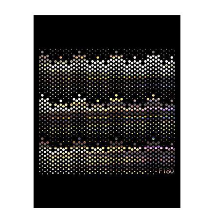 Milv, Слайдер-дизайн F180 №19, голография
