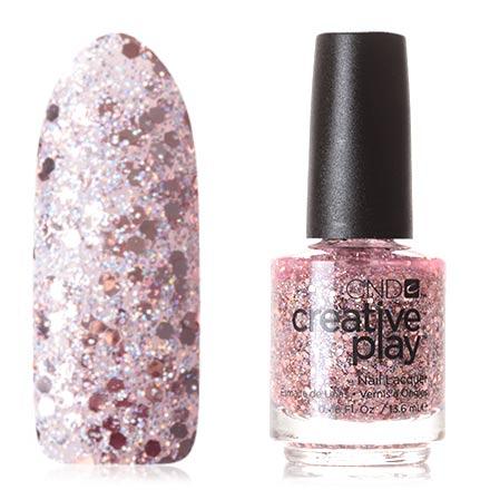 CND Creative Play, цвет Look no hands, 13,6 мл