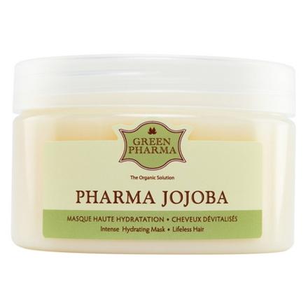 Купить Greenpharma, Экспресс-маска для волос Pharma Jojoba, 250 мл