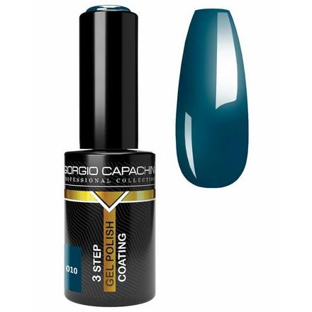 Купить Giorgio Capachini, Гель-лак Business Style №010, Синий