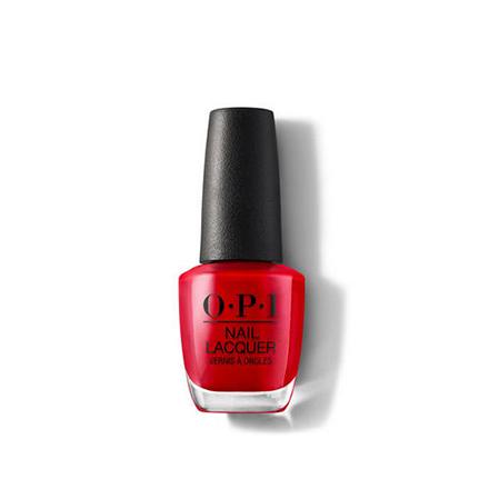 OPI, Лак для ногтей Classic, Big Apple Red фото