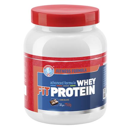 Купить Академия-Т, Протеин Fit Whey, шоколад, 750 г
