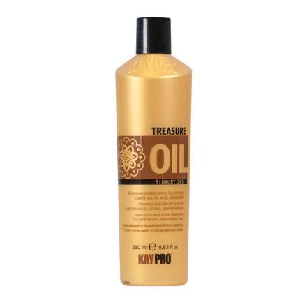 KAYPRO, Шампунь Treasure Oil, 350 мл chi luxury black seed oil curl defining cream gel