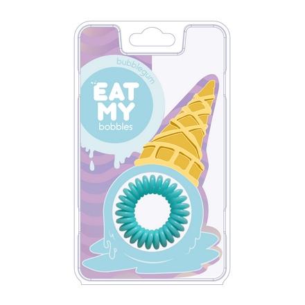 Купить EAT MY bobbles, Резинка для волос «Бабл-гам», 3 шт.
