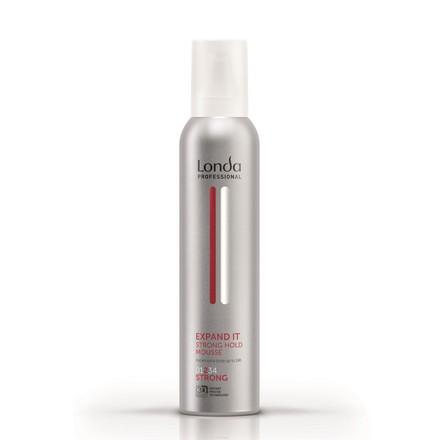Купить Londa Professional, Мусс для волос сильной фиксации Expand It, 250 мл