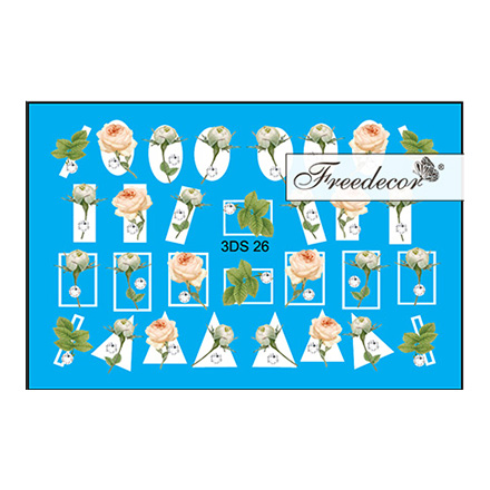 Купить Freedecor, 3D-слайдер №S26