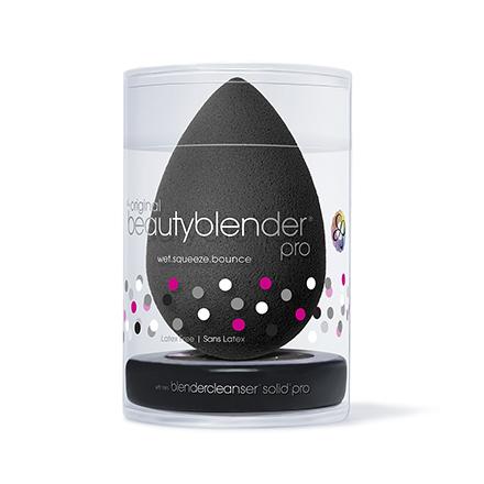 Beautyblender, Спонж Pro и мыло для очистки Solid Pro