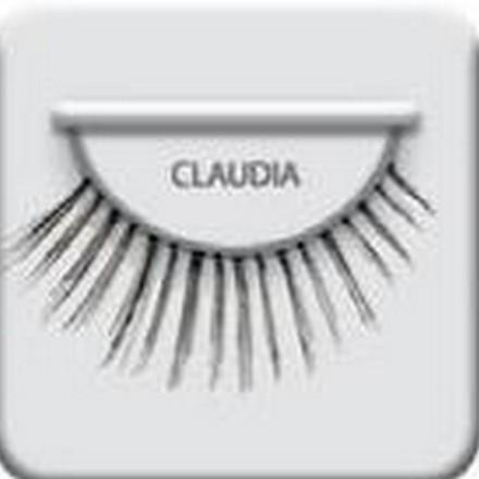 Salon Perfect, Strip Lash Black CLAUDIA, Ресницы черные Клаудиа