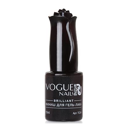 Купить Vogue Nails, Топ для гель-лака Brilliant, 10 мл