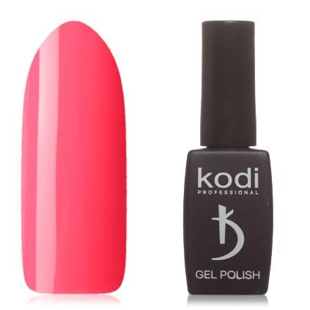 Kodi, Гель-лак №40BRKodi Professional<br>Гель-лак (12 мл) яркий кораллово-розовый, без перламутра и блесток, плотный. Прошлая серия: №252.