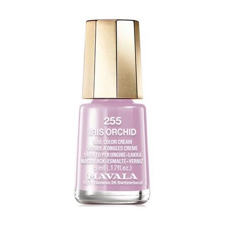 Купить Mavala, Лак для ногтей №255, Iris Orchid, Фиолетовый