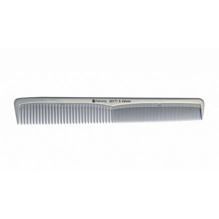 Hairway Professional, Расческа Special Celcon комбинированная, 170 мм (HAIRWAY Professional)