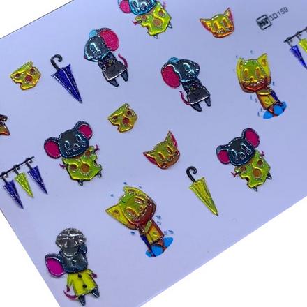 Купить Anna Tkacheva, 3D-слайдер Crystal HT №159