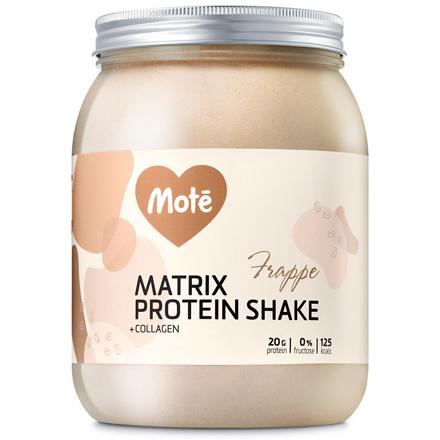 Mote, Комплексный протеин Matrix «Фраппе», 617 г