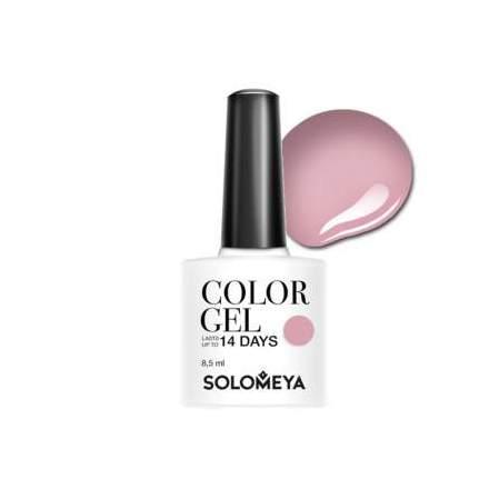 Купить Solomeya, Гель-лак №105, Spring Lilac, Wella Professionals, Фиолетовый