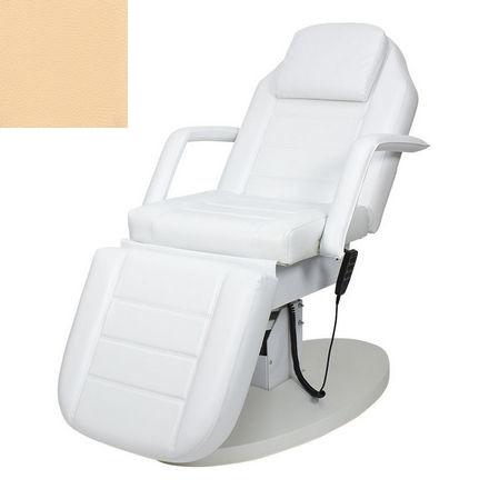 Купить Мэдисон, Косметологическое кресло «Элегия-03», светло-бежевое матовое