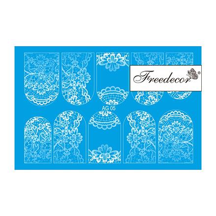Freedecor, Слайдер-дизайн «Аэрография» №5 freedecor слайдер дизайн f18 01 золото