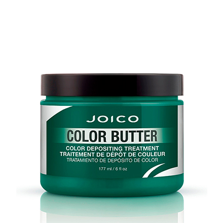 Joico, Тонирующая маска Color Butter, зеленая, 177 мл