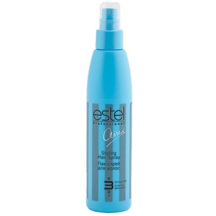 Estel, Лак-спрей для волос сильной фиксации Airex, 200 мл