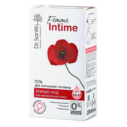 Купить Dr.Sante, Гель для интимной гигиены «Нежный уход», 230 мл, Dr. Sante