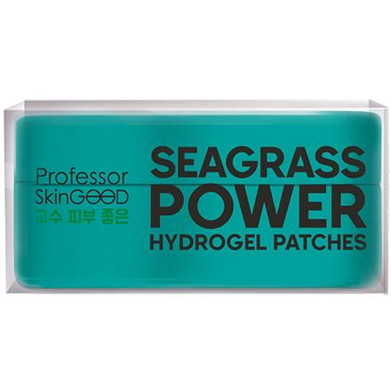 Professor SkinGOOD, Патчи для лица Seagrass Power, 60 шт.