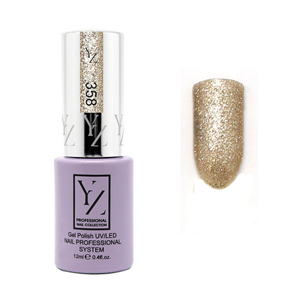 Yllozure, Гель-лак Nail Professional System №358 фото