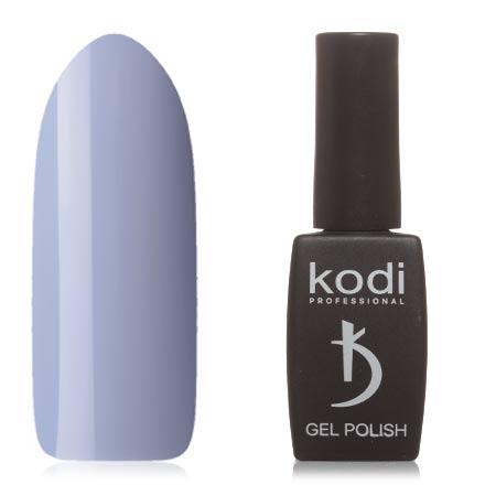 Kodi, Гель-лак №170B, 8 млKodi Professional<br>Гель-лак (8 мл) серо-голубой, без перламутра и блесток, плотный. Прошлая серия: №276.