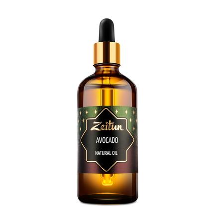 Zeitun, Масло Авокадо, 100 млМасло для волос <br>Масло для интенсивного питания и увлажнения сухой, чувствительной кожи тела, волос, заживления трещинок.