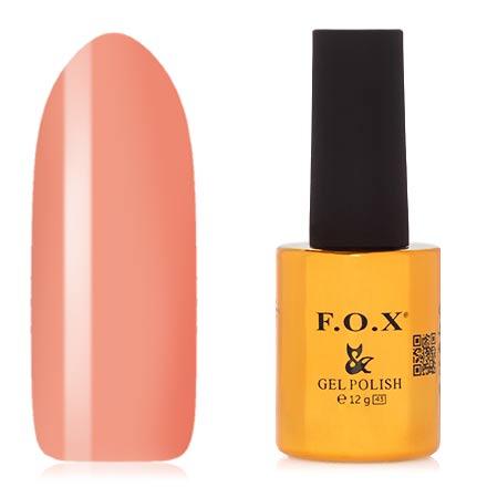 Купить FOX, База для гель-лака Cover Rubber №008, 12 мл, F.O.X, Натуральный