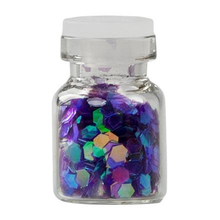 Irisk, Декор Fish Scales в стеклянной бутылочке №4