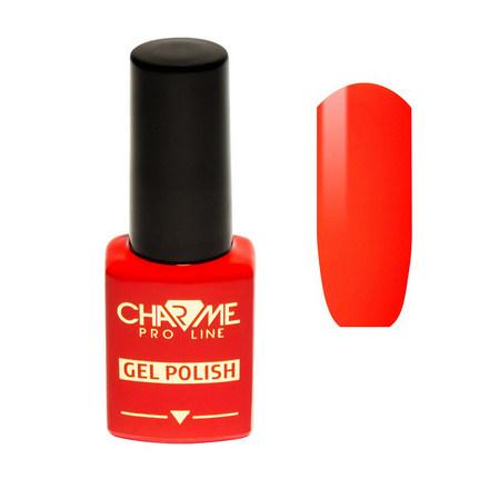 Купить CHARME Pro Line, Гель-лак № 109, Спелый апельсин, Оранжевый
