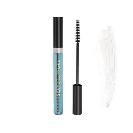 Innovator Cosmetics, Гель для укладки и восстановления бровей Sexy Brow Gel, прозрачный